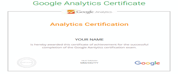 Google Certificattion Courses: Digital Marketing Training in Bhopal