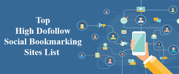 Top 100+ Social Bookmarking Sites List 2019 With High DA, PA